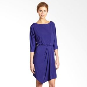Trina Turk Sydelle Draped Jersey Dress